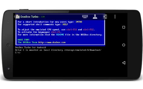 dosbox turbo apk dosbox turbo apk android tools apps