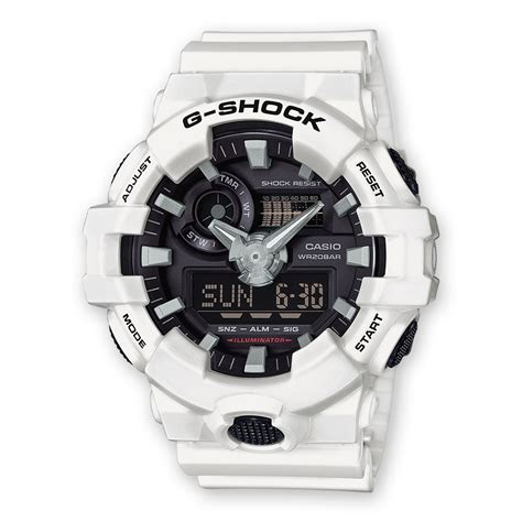 Casio G Shock Ga 700 1ad Original ga 700 7aer g shock original boutique en ligne casio