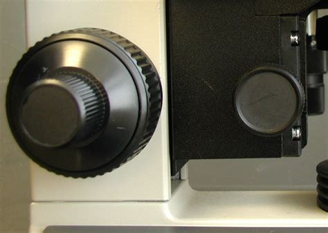 Focus Knob by Lab Home Page