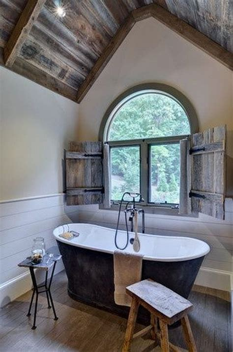 barnwood bathroom rustic farmhouse bathroom ideas hative