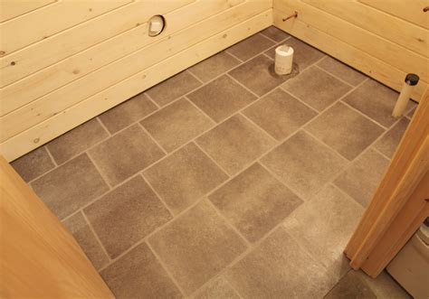 Sticky Tile Flooring by How To Remove Glue From Sticky Tile Flooring