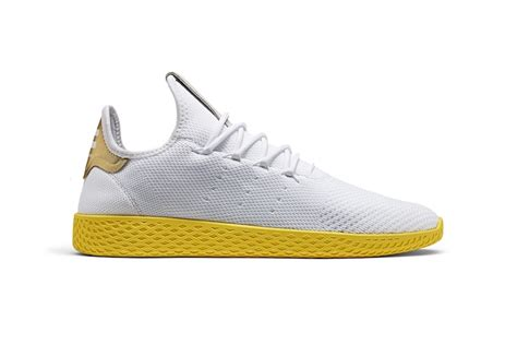 Adidas Tennis Hu X Pharrell William Pharrell Williams X Adidas Originals Hu Tennis Pack
