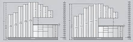 standardtiefe arbeitsplatte akzent m 246 bel unger gmbh h 228 cker k 252 chen