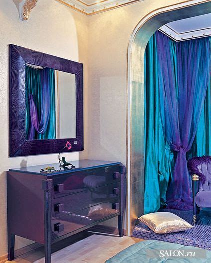 purple teal slate living room interior design ideas 17 best images about peacock bedroom 2 on pinterest