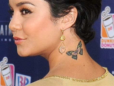 vanessa hudgens tattoo on finger guess the celebrities by their tattoo playbuzz