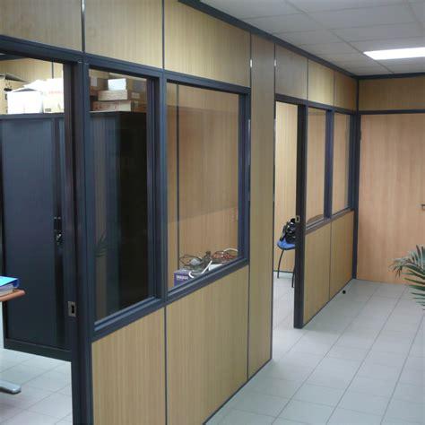 Cloison Vitr馥 Bureau - cloison amovible vitre top cloison vitre sur allge with