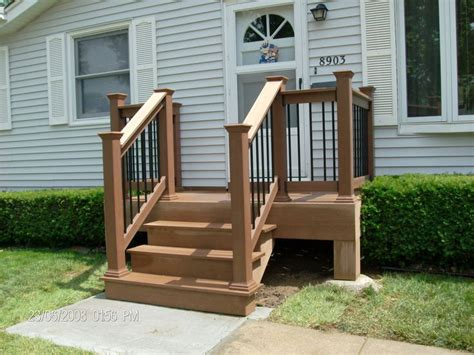 Back Porch Stairs Design 25 Best Ideas About Small Front Porches On Pinterest Front Porch Seating Small Porch