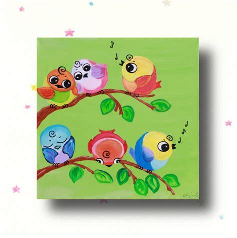 bild kinderzimmer dawanda bilder kinderzimmer bild bild babyzimmer vogel ein