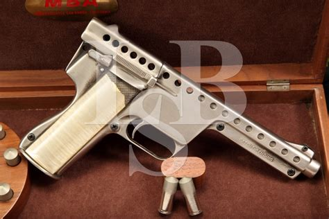 13 Mm Mba Gyrojet by Mbassociates Gyrojet 13mm I Model B Rocket
