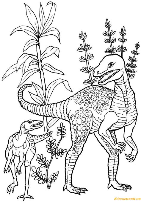 hard dinosaur coloring pages herrerasaurus dinosaur coloring page free coloring pages