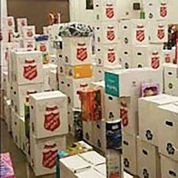 Salvation Army Marriage Records Salvation Army Sees Successful Turnout In County Www