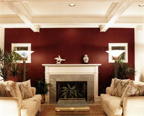 burgendy accent wall burgundy accent wall in living room for the home walls