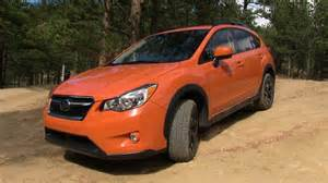 Subaru Xv Crosstrek Road Review 2013 Subaru Xv Crosstrek Road Drive Review