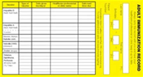 printable immunization schedule ontario related keywords suggestions for immunization record book