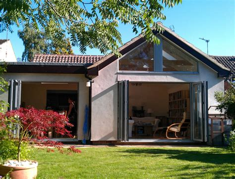 Flat Roof Garage Design extensions garden rooms listed buildings period