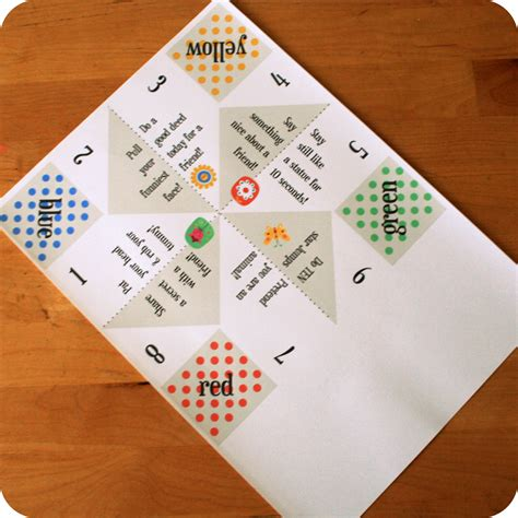 Make A Fortune Teller Out Of Paper - free paper fortune teller printable templates welcome to
