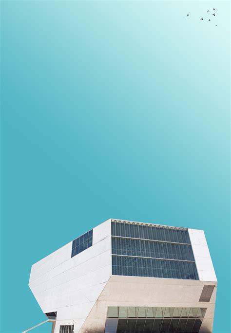 art director creates beautiful minimalist images