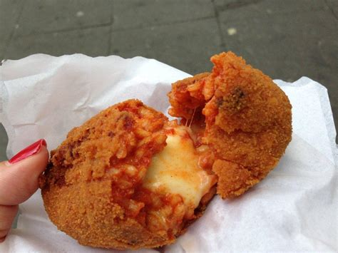 rome best food rome s favourite food suppli including a recipe