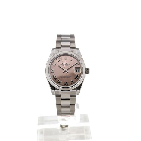 Rolex Datejust Automatic 1 rolex oyster perpetual datejust 31mm automatic pink