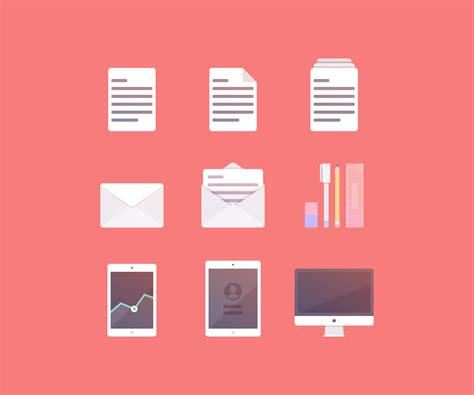 design icons in illustrator how to create a set of productivity icons in adobe illustrator