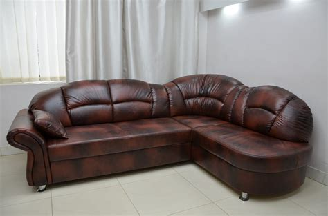 corner leather sofa bed 100 real leather corner sofa bed romero real leather all