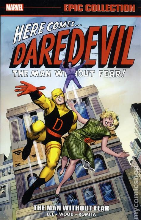 epic collection fall of the pantheon books daredevil the without fear tpb 2016 marvel epic