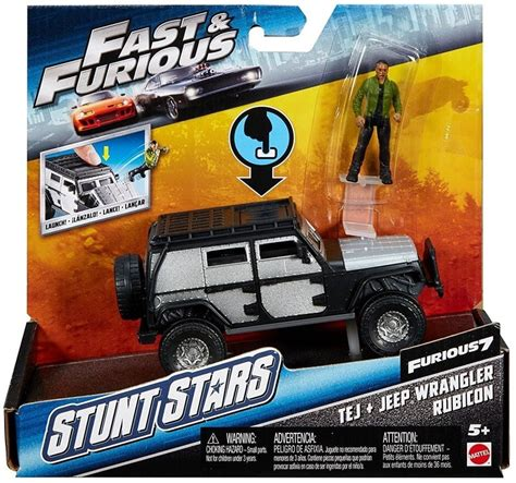 furious 7 figures the fast and the furious furious 7 stunt tej jeep