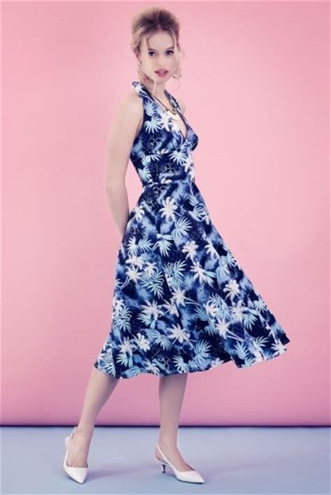 Blue Sweet Retro Dress From Tara Deluxe 17 best images about ebay outlet on