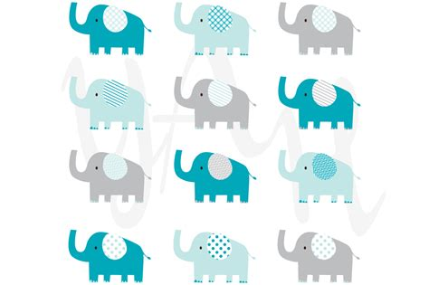 Elephant Baby Shower by Best Elephant Clipart Baby Shower 27725 Clipartion