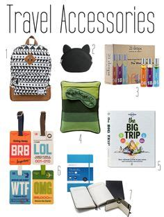 travel accessories 1000 images about travel accessories on