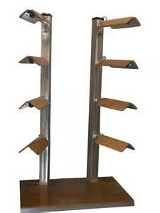 saddle stackers western 8 end cap style saddle rack