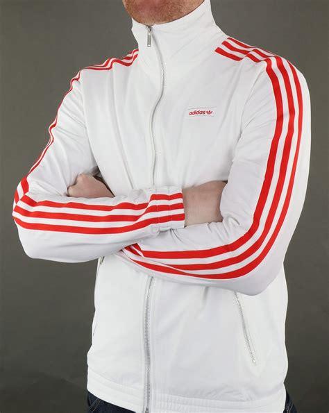 Pusat Sweater Adidas Reds adidas originals mdn track top white s jacket