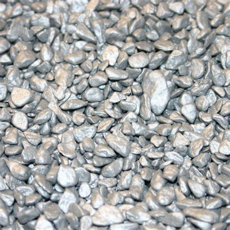 Silver Pebbles For Vases by Silver Pebbles Easy Florist Supplies