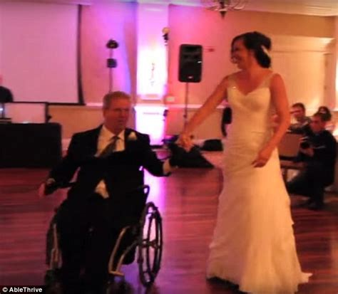 ina garten s wedding day with her father ina garten bride dances with her paralyzed father on dance floor at
