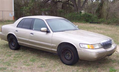 find used 1999 mercury grand marquis no reserve in