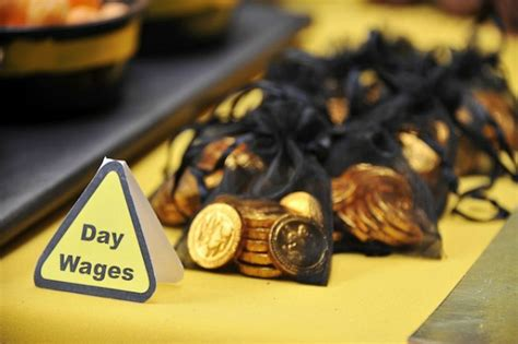 gold mining themes construction party food ideas collection moms munchkins