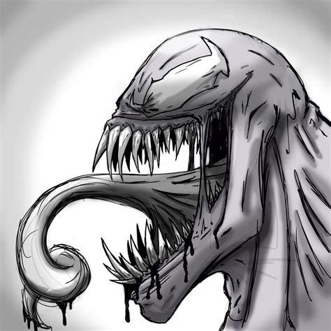 Drawing Venom by Symbiosis Venom By Pathirana On Deviantart