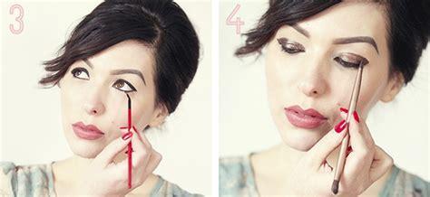 Tutorial Make Up Dengan Peralatan Sederhana | peralatan kecantikan fabulous make up tutorial smokey