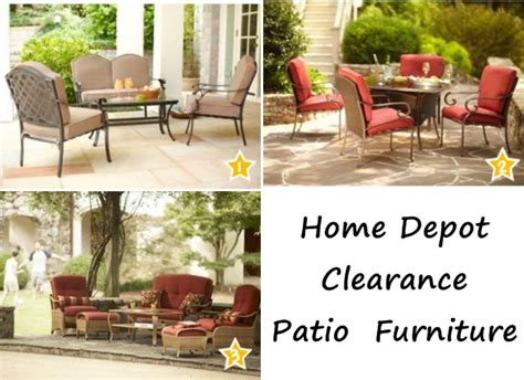 patio furniture home depot home design