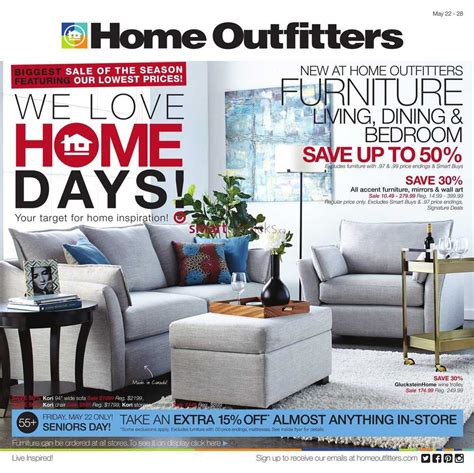 home outfitters flyer may 22 to 28