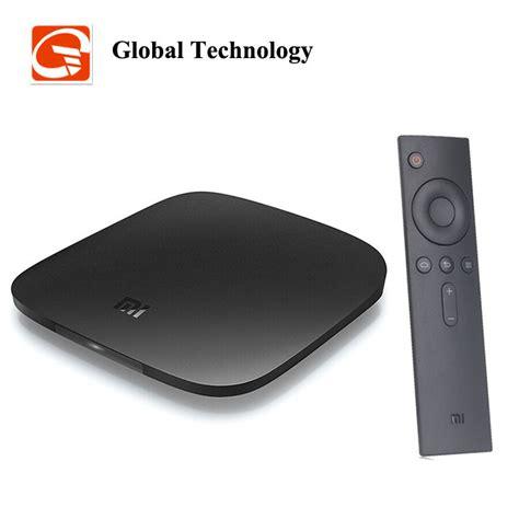 Xiaomi Tv Box 3 aliexpress buy newest xiaomi mi tv box 3 android 4k mi box 1gb 4gb enhanced generation