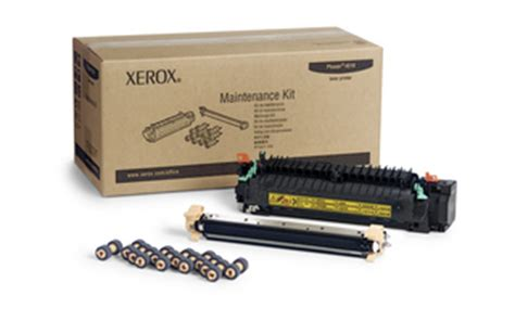 Fuji Xerox Maintenance Kit 109r00732 phaser 4510 108r00718 genuine xerox supplies