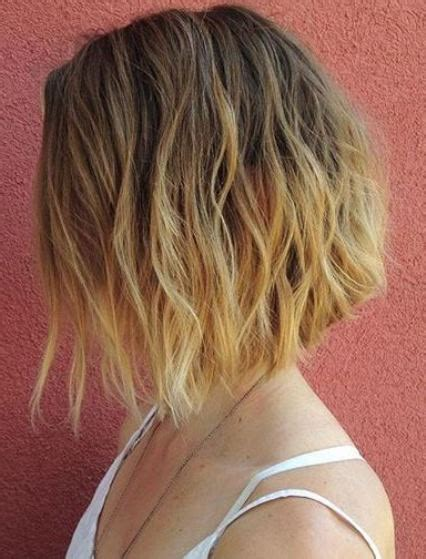 messy bob haircuts with ombre 20 messy bob hairstyles