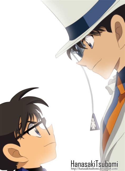 Detective Conan Figures Isi 5 Kaito Kid conan y kaito kid by hanasakitsubomi on deviantart