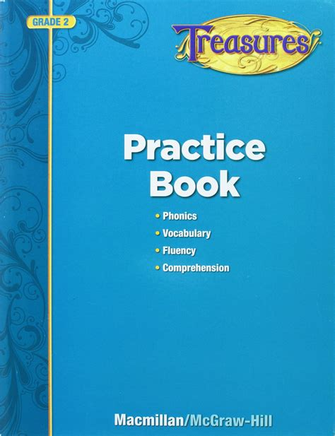 Macmillan Fluency Book 2 student weekly assessment grade 2 treasures