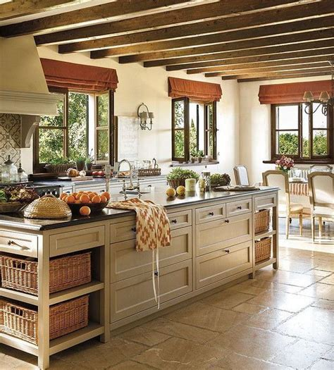 Country House Kitchen Design 25 Best Ideas About Rustic On Cottage Kitchens With Islands Rustic