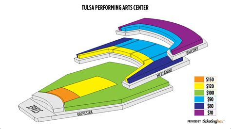 tulsa pac seating diagram shen yun in tulsa february 28 march 1 2017 at tulsa