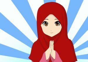 Sho Untuk Berhijab gambar kartun muslimah cantik berhijab animasi bergerak