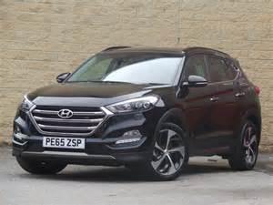 Loot Used Cars For Sale Uk Hyundai Tucson Premium 4x4 2015 2017 163 23995