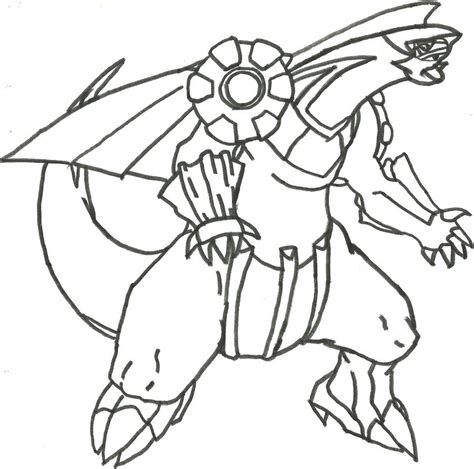 pokemon pearl palkia coloring pages coloring pages